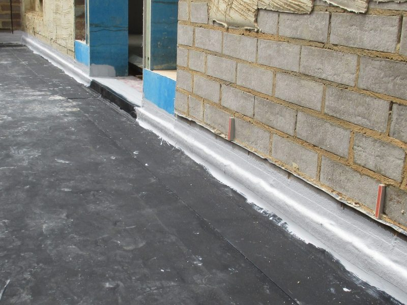 Butynol Balcony Under Decking